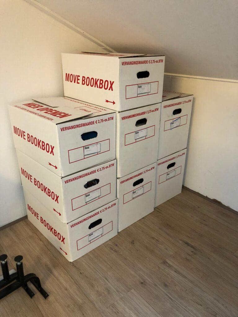 Verpakken en inpakservice bij Verhuispartner Utrecht